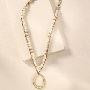 Natia Layered Necklace